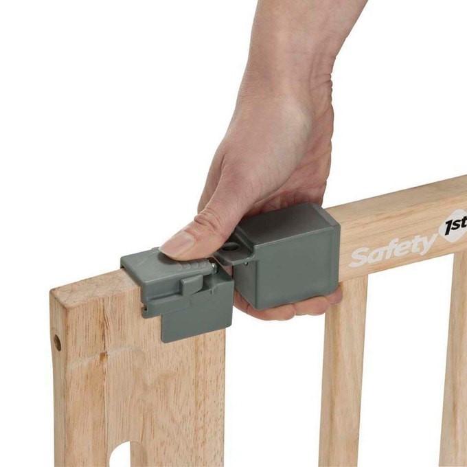 barrière sécurité d'escalier safety 1st