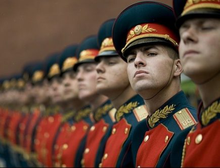 monsieur le militaire