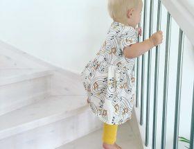 La barrière d'escalier : un outil indispensable quand on vit en duplexe
