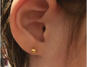 Percer les oreilles de bébé: mon avis de maman