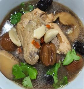 comment realiser une soupe au HemoHim