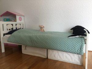 Quel lit choisir pour son enfant : lit enfant ou lit adulte ?